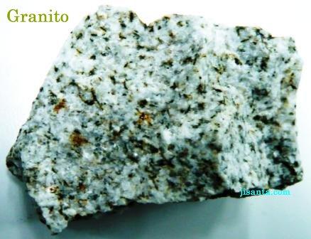 Amigos para siempre minerales y rocas - Tipos de granito ...